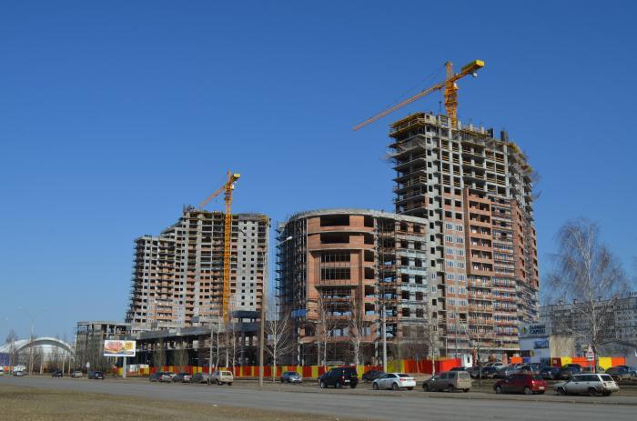 9996aef88251 Строительная площадка жилого комплекса «Санрайз-Сити» - Набережные Челны