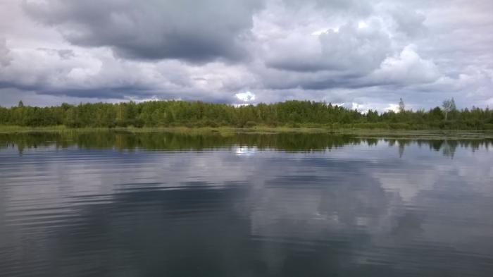 озеро костромские разливы рыбалка