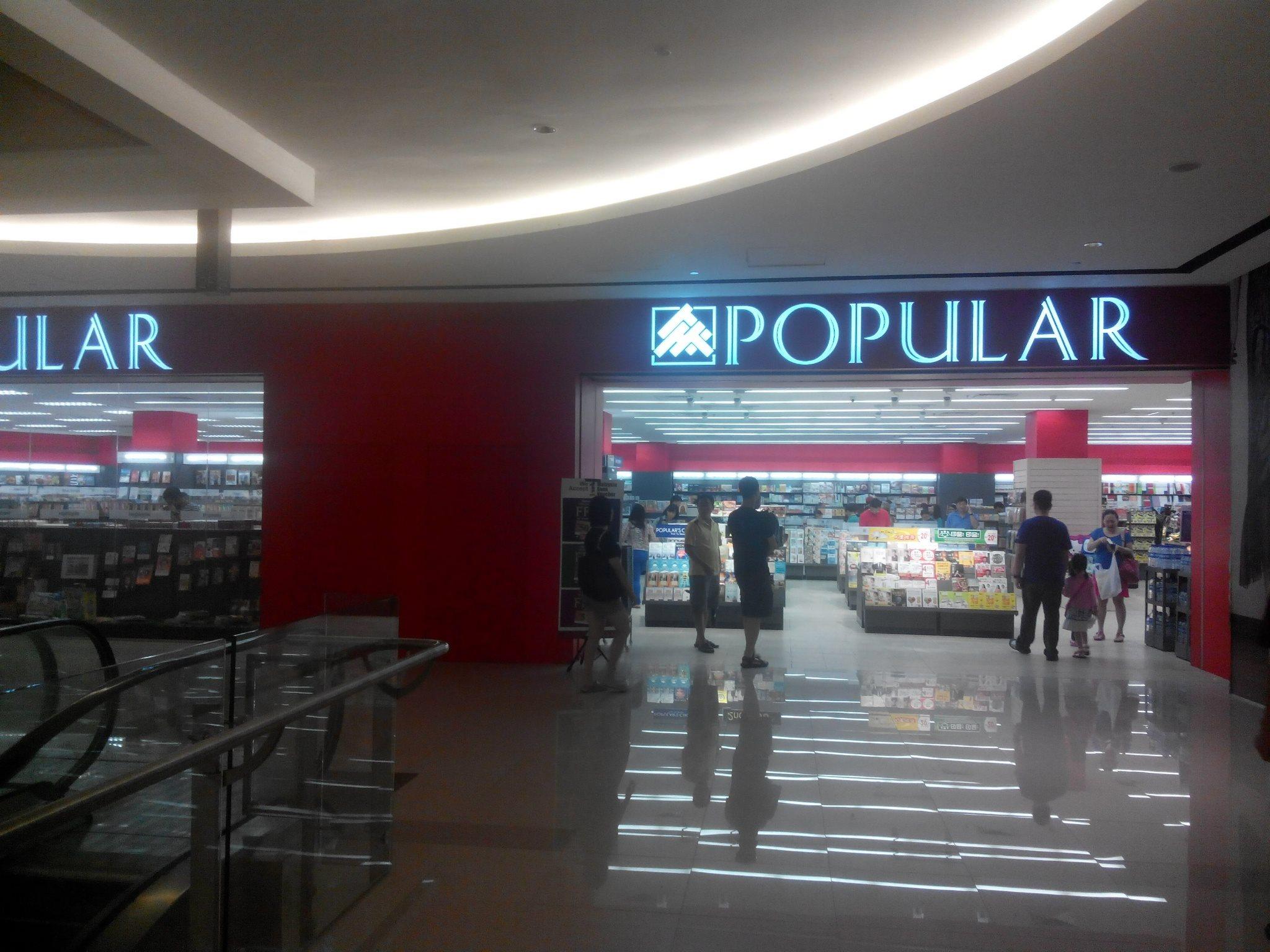 Popular Bookstore Kota Kinabalu