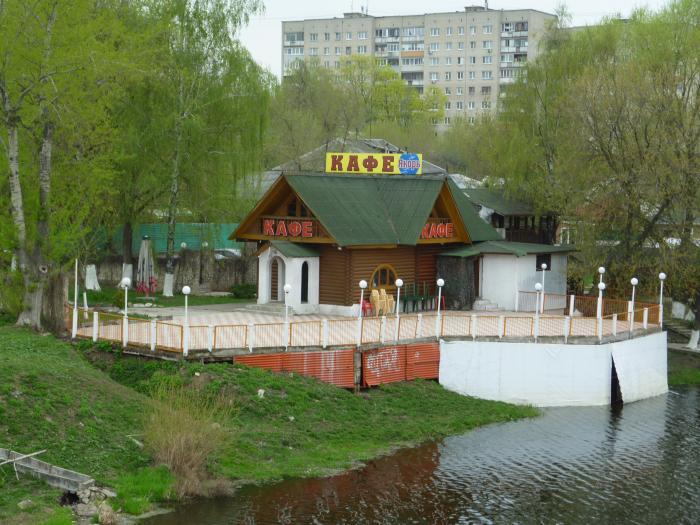 кафе якорь в рыбацком сайт