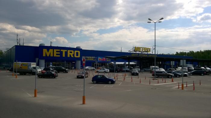 Магазин Метро В Подольске
