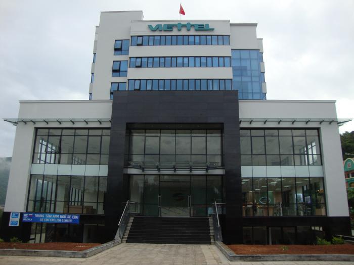 Kết quả hình ảnh cho Tòa nhà Viettel Sơn La