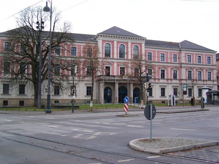 Augsburg Amtsgericht