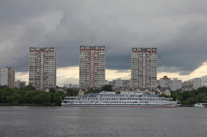 Ул. свободы, 46 - москва многоквартирный жилой дом, строение.