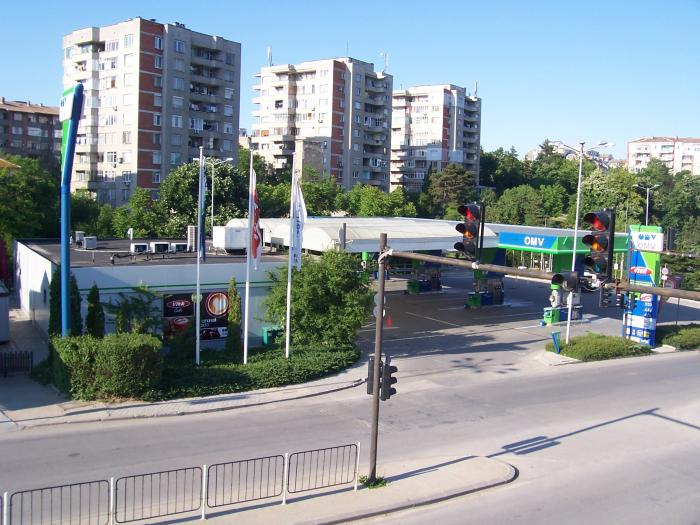 OMV Велико Търново