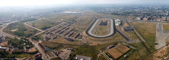 Старый аэропорт казань площадка для вождения