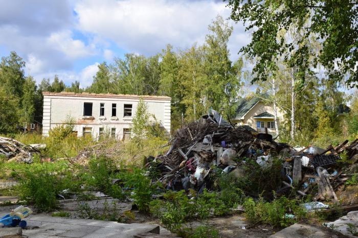 Мертвые города россии