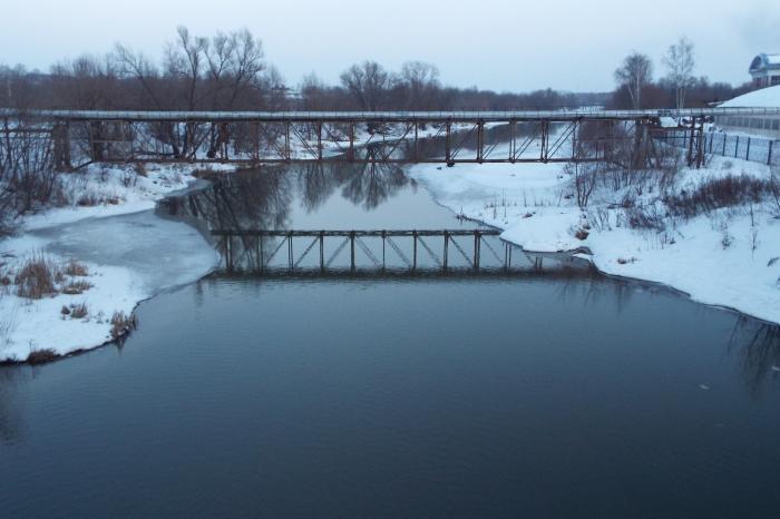 рыбалка на реке уводь