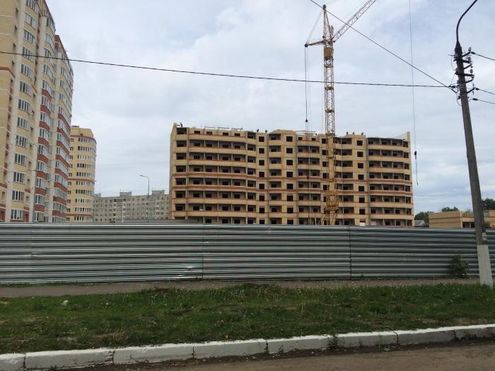 Продаётся земельный участок находящийся в аренде по переуступке, расположенный по адресу мо г егорьевск ул