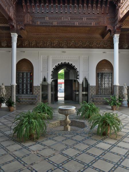 Delegaci n de parques y jardines del ayuntamiento de sevilla seville - Jardines de sevilla ...
