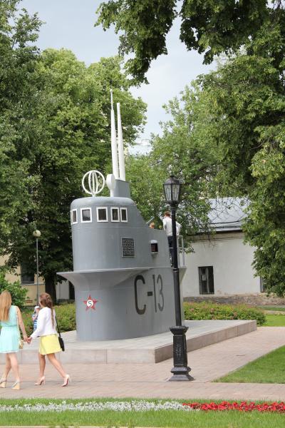 кремль подводная лодка нижний новгород