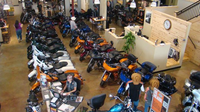 C's Harley-Davidson of Lar