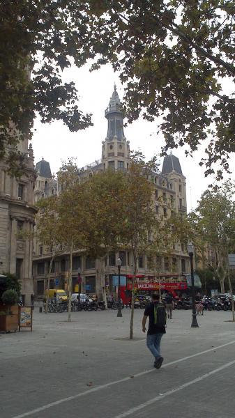 Correus oficina central de barcelona barcelona for Oficina correus barcelona