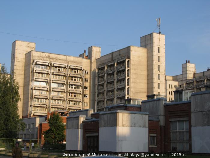 Свердловская поликлиника в спб