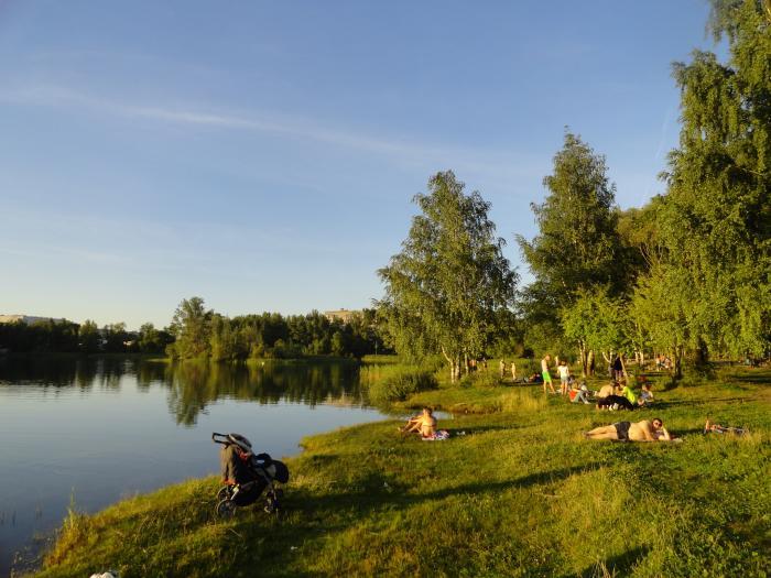 Озеро рассохино владимирская область рыбалка