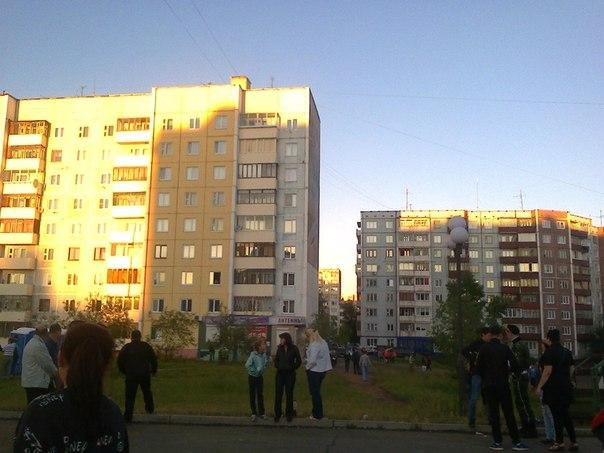 17 микрорайон города братска: