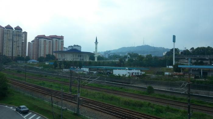 Masjid Zaid Bin Thabit Kuala Lumpur
