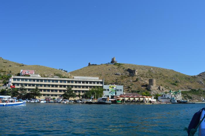 сайт дом рыбака севастополь