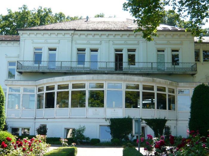 Architekt Bad Zwischenahn altes kurhaus bad zwischenahn bad zwischenahn