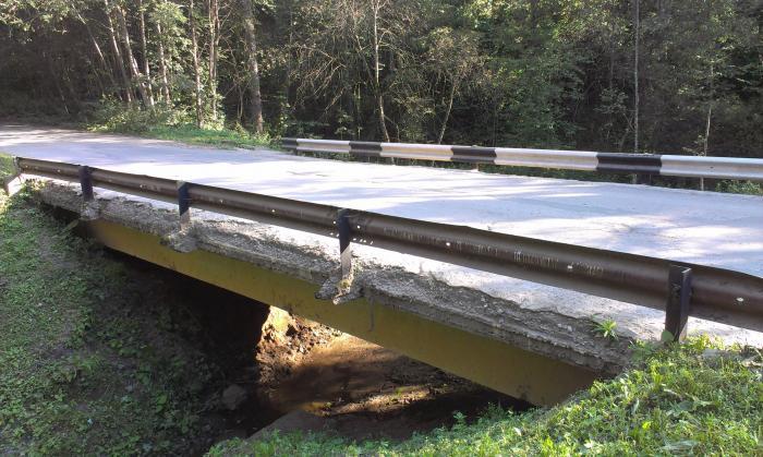 Федерация, строительство моста через ручей своими руками означает, что