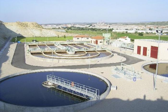EDAR de Cuarte de Huerva | tratamiento de aguas residuales