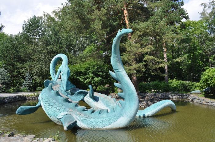 Бенидорм парк динозавров новосибирск