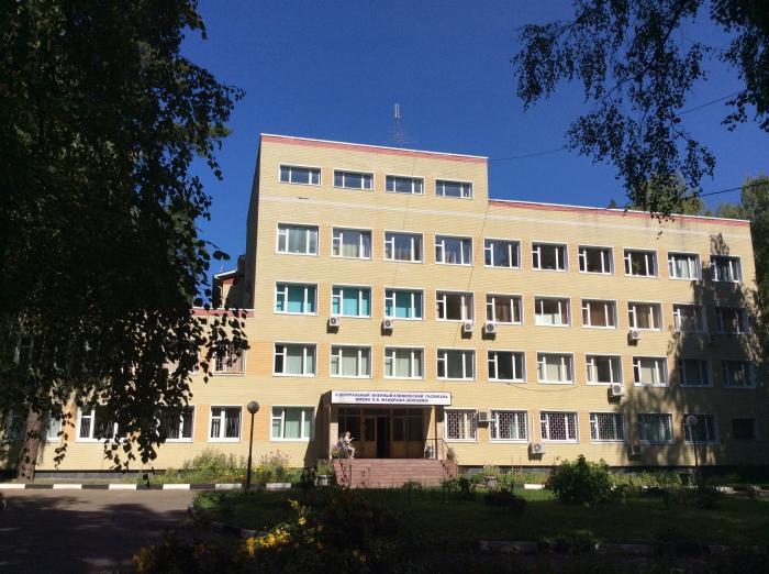 Больница московской патриархии адрес