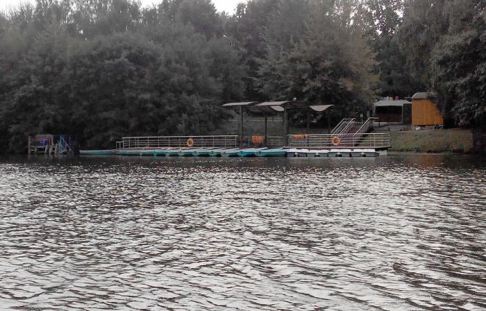 лодочная станция в дзержинске московская область