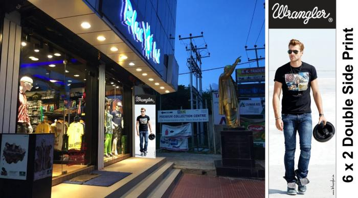 Blair clothing store
