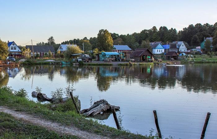 рыбалка в уваровском районе