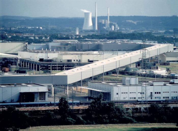 Ford Saarlouis Body And Assembly Plant