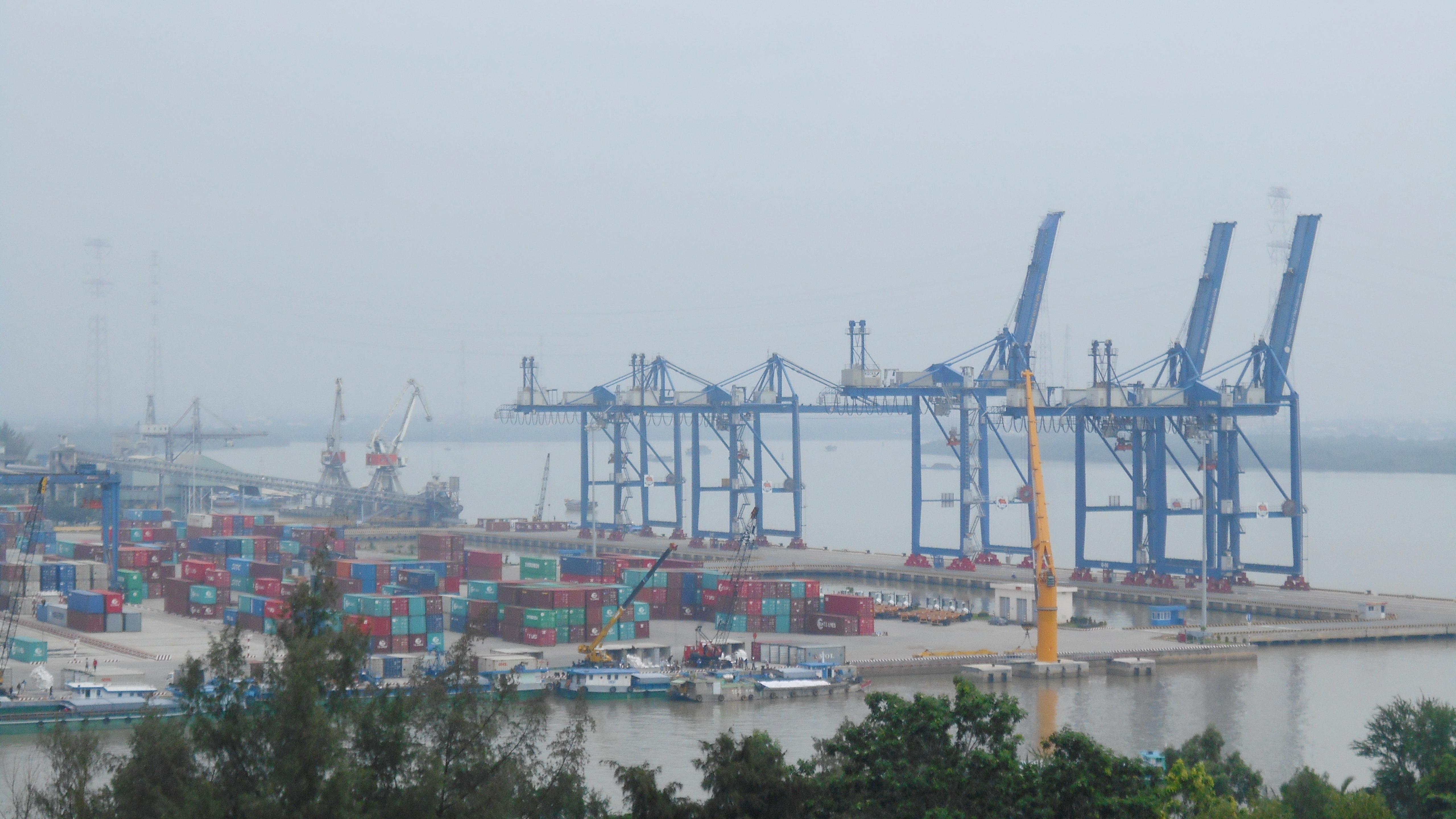 Địa chỉ các hãng tàu biển quốc tế tại TP.HCM