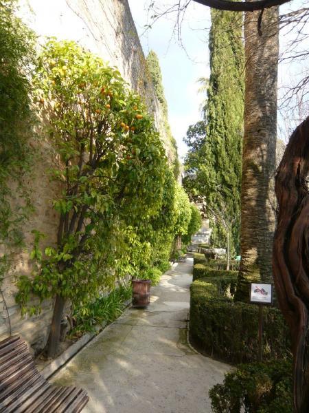 Jardines de los adarves granada for Jardines de gomerez granada