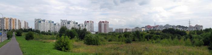 Спасская улица 1к1 и красногорск 8-й микрорайон митино