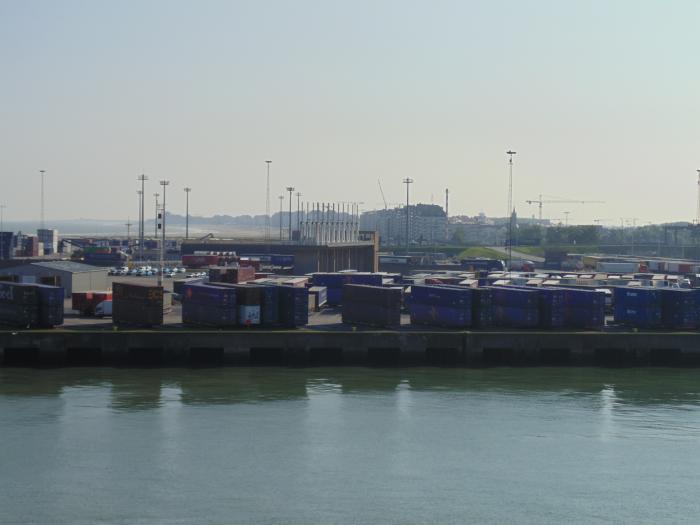 Port of bruges zeebrugge for Port zeebrugge