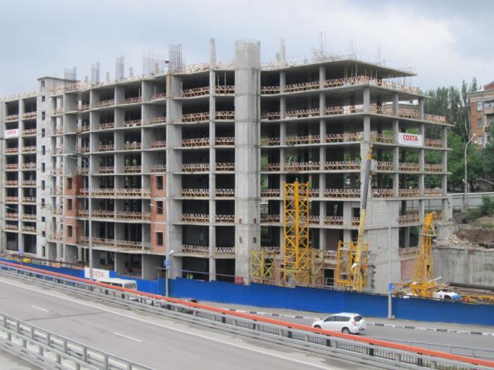 строительство гостиницы шератон ростов на дону