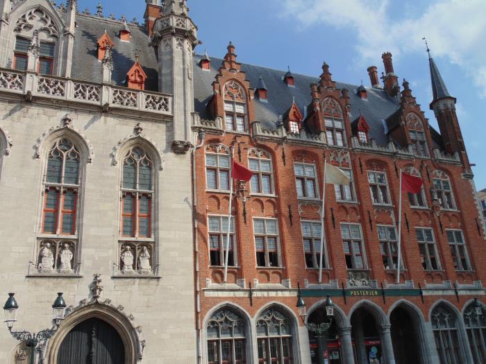 Post office bruges - Office du tourisme bruges belgique ...