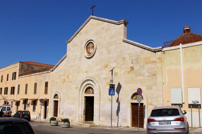 Chiesa e convento dei Cappuccini - Cagliari