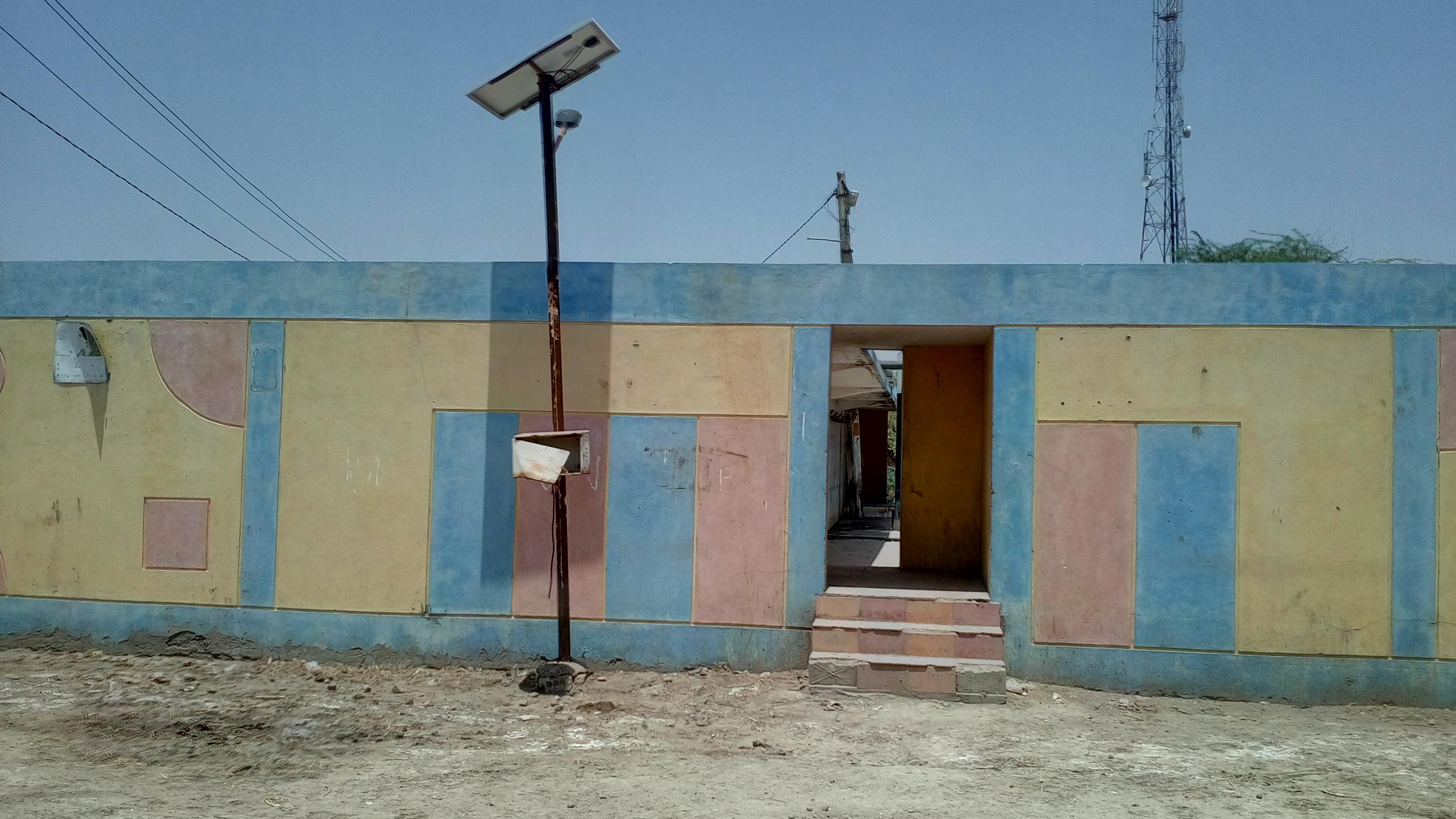 Hot Water Spring / Snan Ghat / Bath Room - Bhadiyad