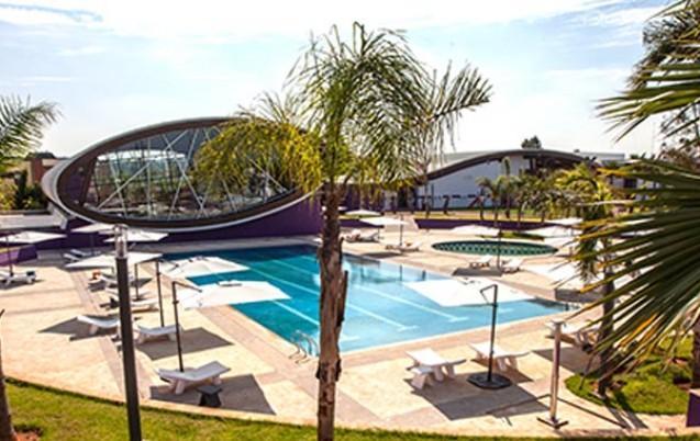Club narjis de la fondation mohamed 6 men rabat for Club piscine laval centre de liquidation