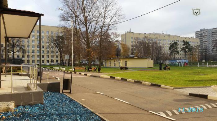 Здоровье детей медицинский центр москва