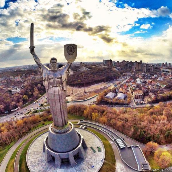 Image result for батьківщина мати музей