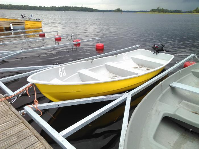 база проката лодок в приозерске
