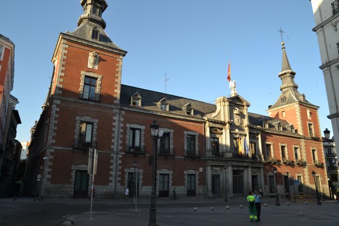 Palacio de santa cruz ministerio de asuntos exteriores for Ministerio de relaciones interiores espana