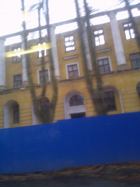 Управление Офицерской артиллерийской школы - в/ч - Санкт-Петербург
