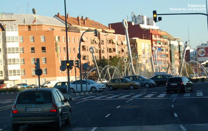 Rotonda De Los Anzuelos Valencia