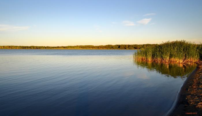 озеро красновское рыбалка