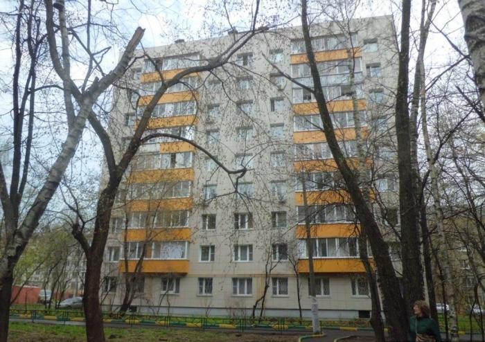 Никитинская ул., 17 корпус 3 - москва многоквартирный жилой .