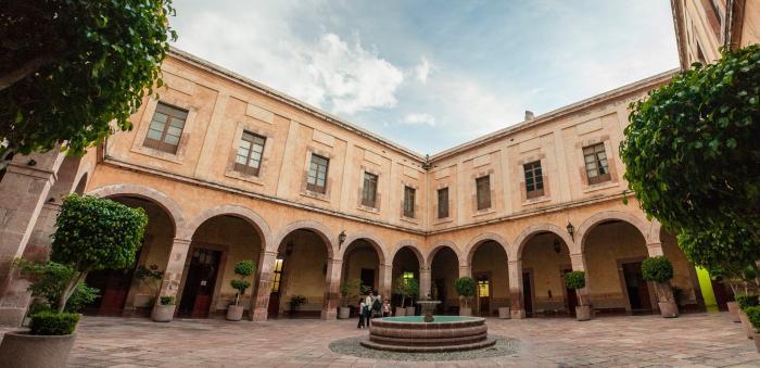 Conservatorio de m sica jos guadalupe vel zquez for Conservatorio de musica