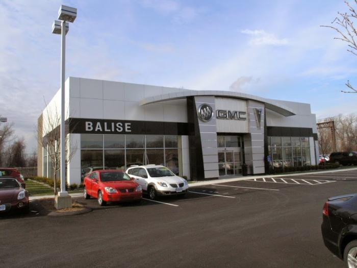 Balise Chevrolet Buick GMC